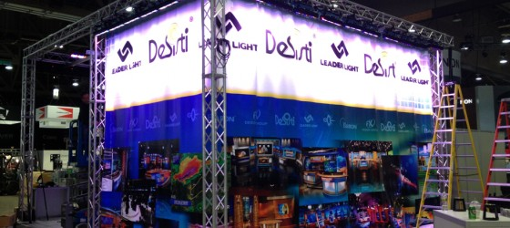DeSisti Demo Studio @ NAB – Saturday Update!
